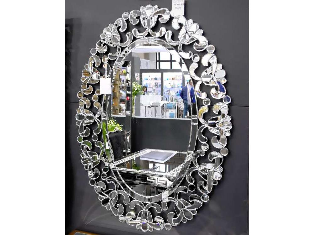 Lustro Dekoracyjne Do Salonu 80110 Cm Lita
