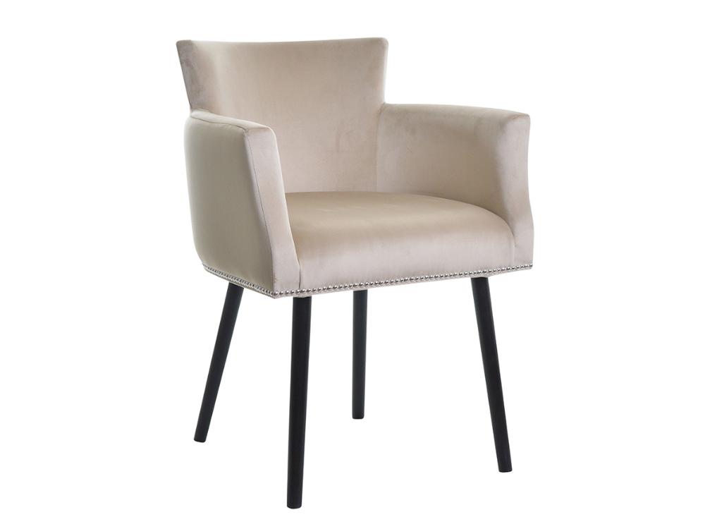 Fotel tapicerowany z podłokietnikami Atilio. Fotel drewniany z możliwością wyboru wybarwienia nóg. Do wyboru materiał na fotele Białystok.