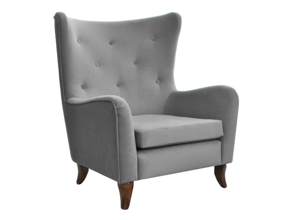Fotel tapicerowany z podłokietnikami siesta. Możliwość wyboru tkaniny i koloru nóżek. Fotel drewniany z aksamitną tkaniną. Fotele tapicerowane Białystok.