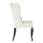 Krzesło tapicerowane Wave.