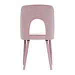 Krzesło tapicerowane w stylu nowoczesnym Vito.