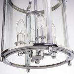 Lampa wisząca do salonu w stylu nowojorskim Hampton 2.