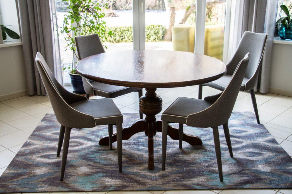 dywan płasko tkany łatwoczyszczący Carpet Decor
