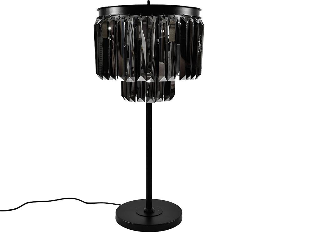 Lampa Stołowa W Stylu Glamour 1 Pasadena Home Deco Sklep
