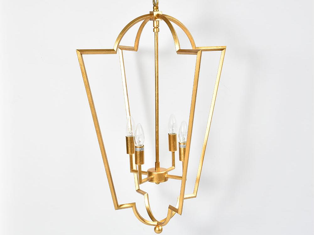 Lampa Sufitowa Wisząca W Stylu Nowojorskim żyrandol Glamour 2e