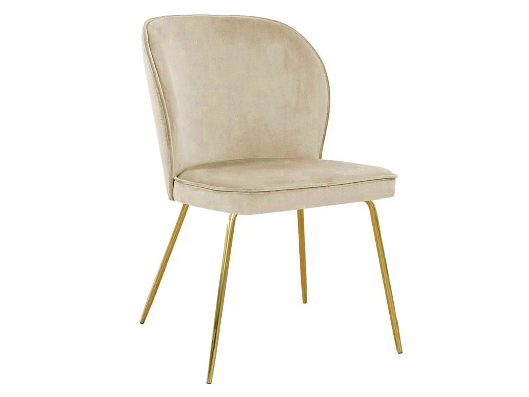 Krzesło nowoczesne Nancy na metalowych nogach. Nowoczesne krzesła tapicerowane do jadalni są dostępne na zamówienie.