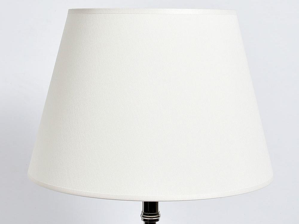 Biały abażur 30x20 stożek.