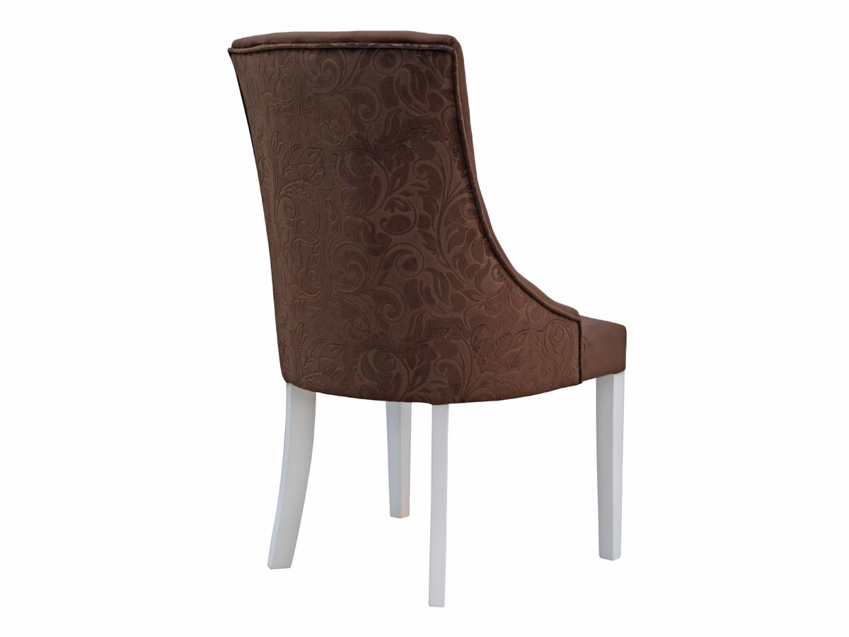 Krzesło do jadalni Lady Chesterfield do wnętrz stylu nowoczesnym oraz modern classic. Krzesło tapicerowane z możliwością wyboru tkaniny.