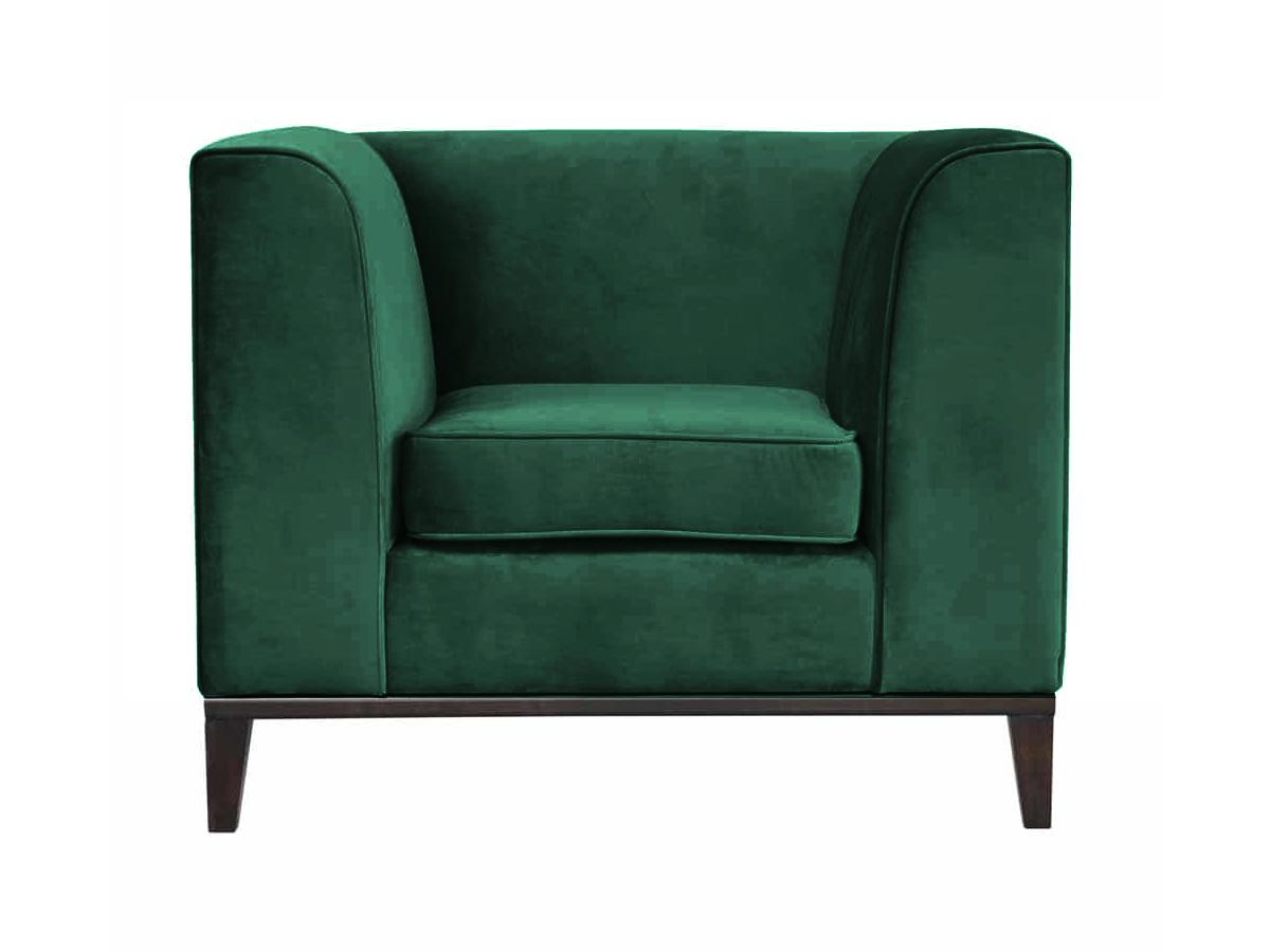 Fotel do sypialni Marita o minimalistycznym designie. Doskonale sprawdzi się także jako wygodny fotel do salonu.