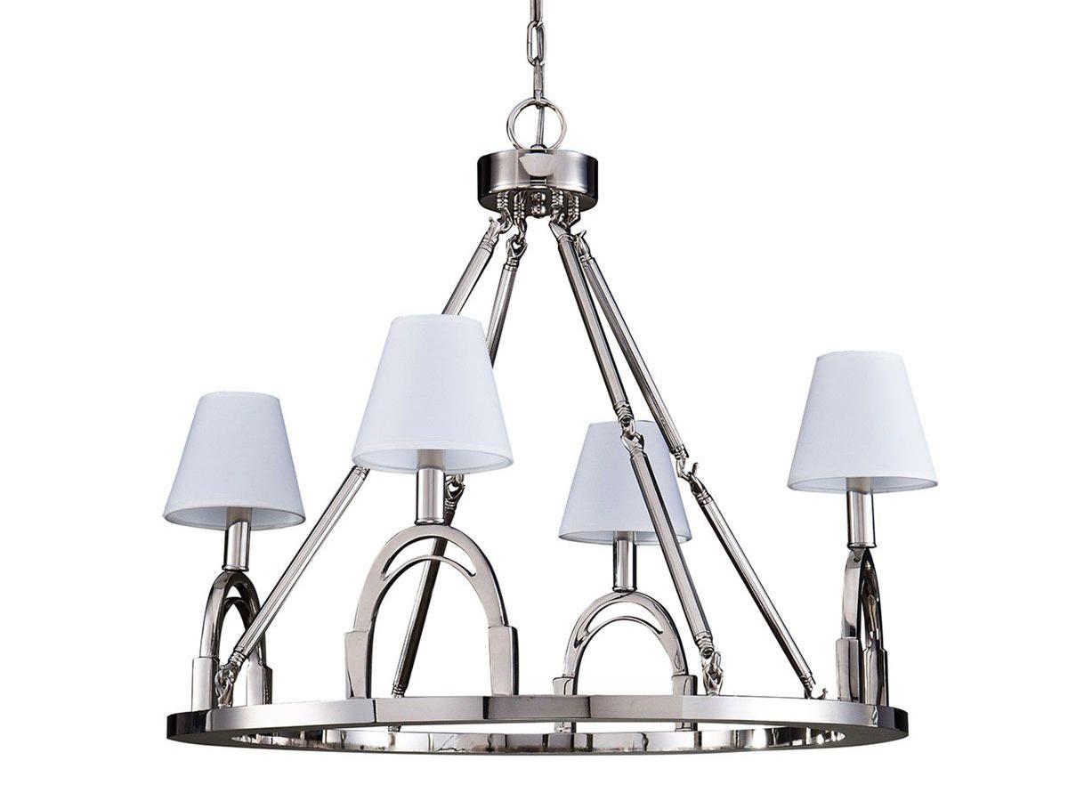 Lampa sufitowa do salonu Cornelia to idealne oświetlenie sufitowe w stylu nowojorskim. Srebrna lampa sufitowa na zamówienie.