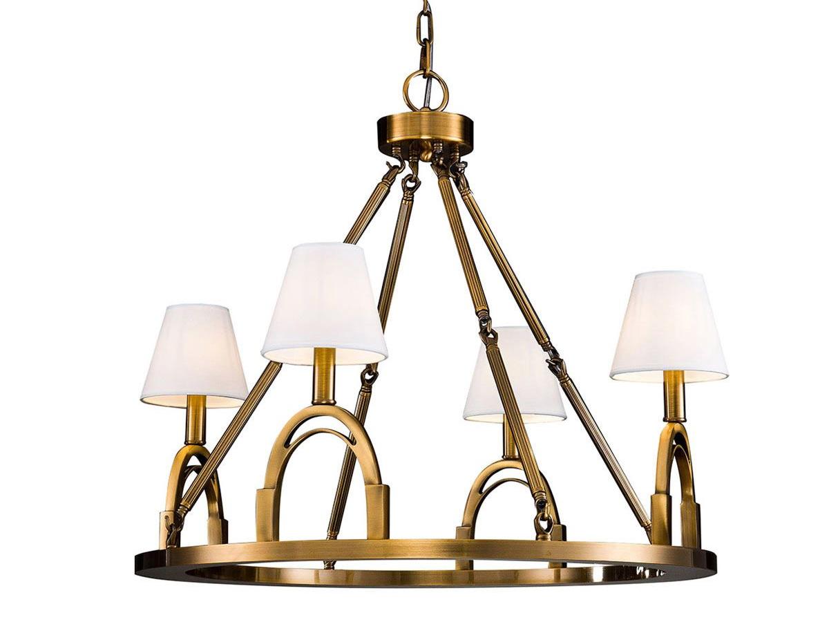 Lampa sufitowa do salonu Cornelia to idealne oświetlenie sufitowe w stylu nowojorskim. Złota lampa sufitowa na zamówienie.