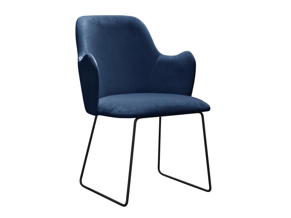 Krzesło nowoczesne Peter na metalowych nogach. Nowoczesne krzesła tapicerowane do jadalni są dostępne na zamówienie w showroomie Pasadena home & deco.