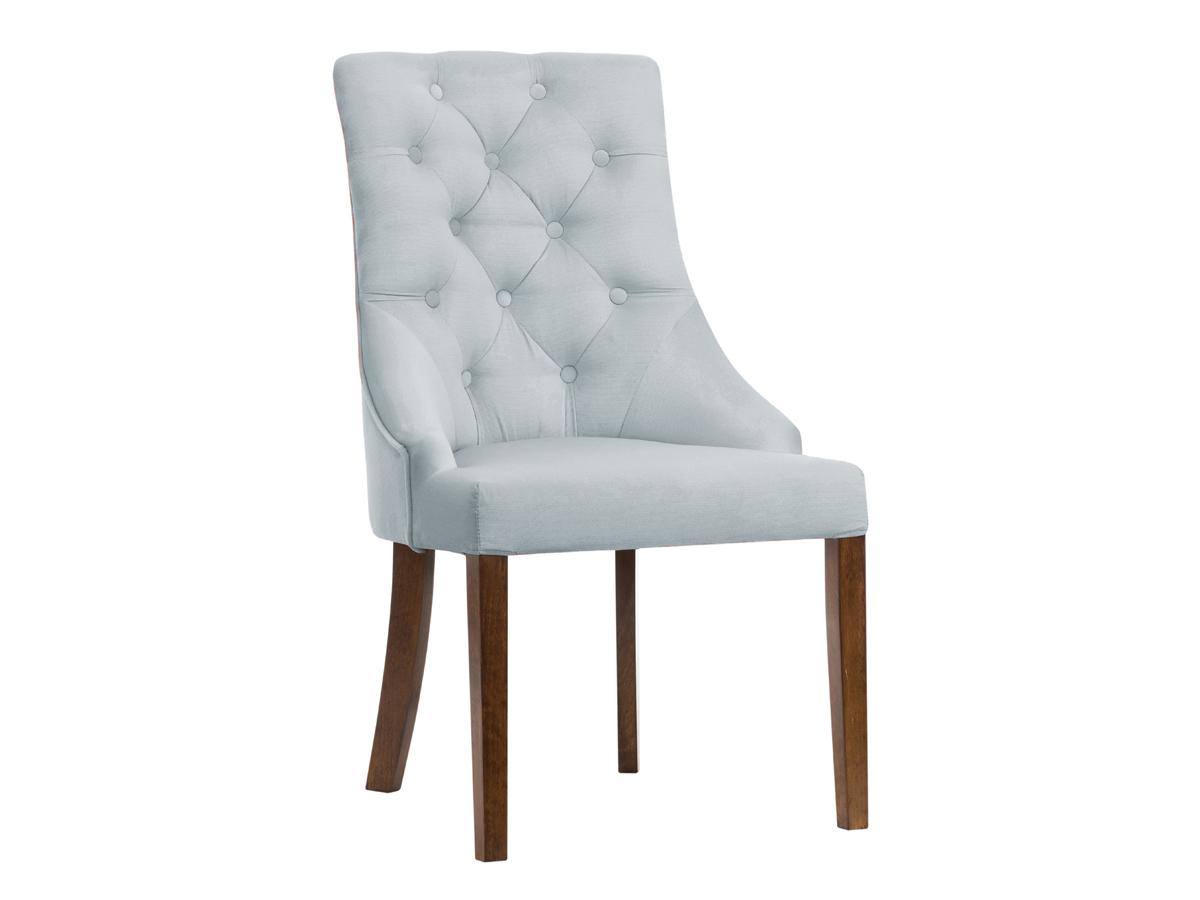 Krzesło tapicerowane Lady Chesterfield do wnętrz stylu nowoczesnym oraz modern classic. Krzesło do jadalni z możliwością wyboru tkaniny.