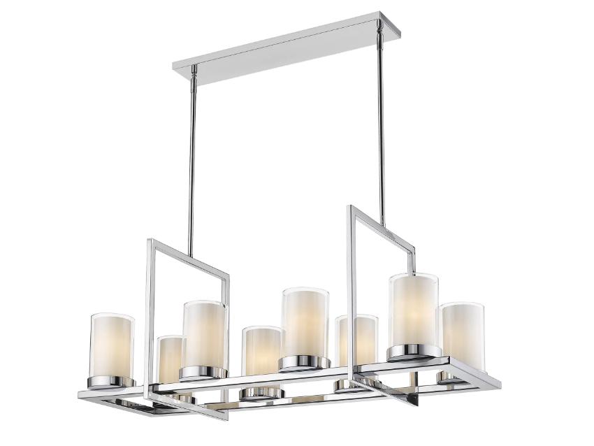 Lampa wisząca w stylu nowojorskim Earl 2 do salonu, jadalni, restauracji. Lampa sufitowa z regulacją wysokości zawieszenia.