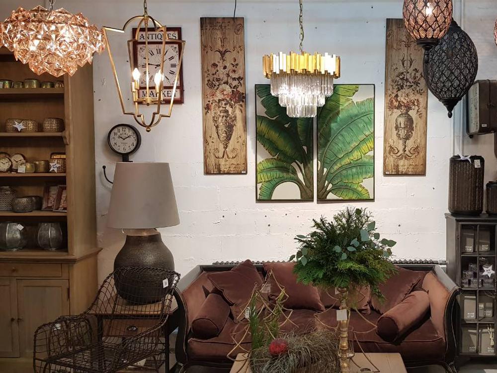 Lampa Sufitowa Wisząca żyrandol W Stylu Glamour 9a