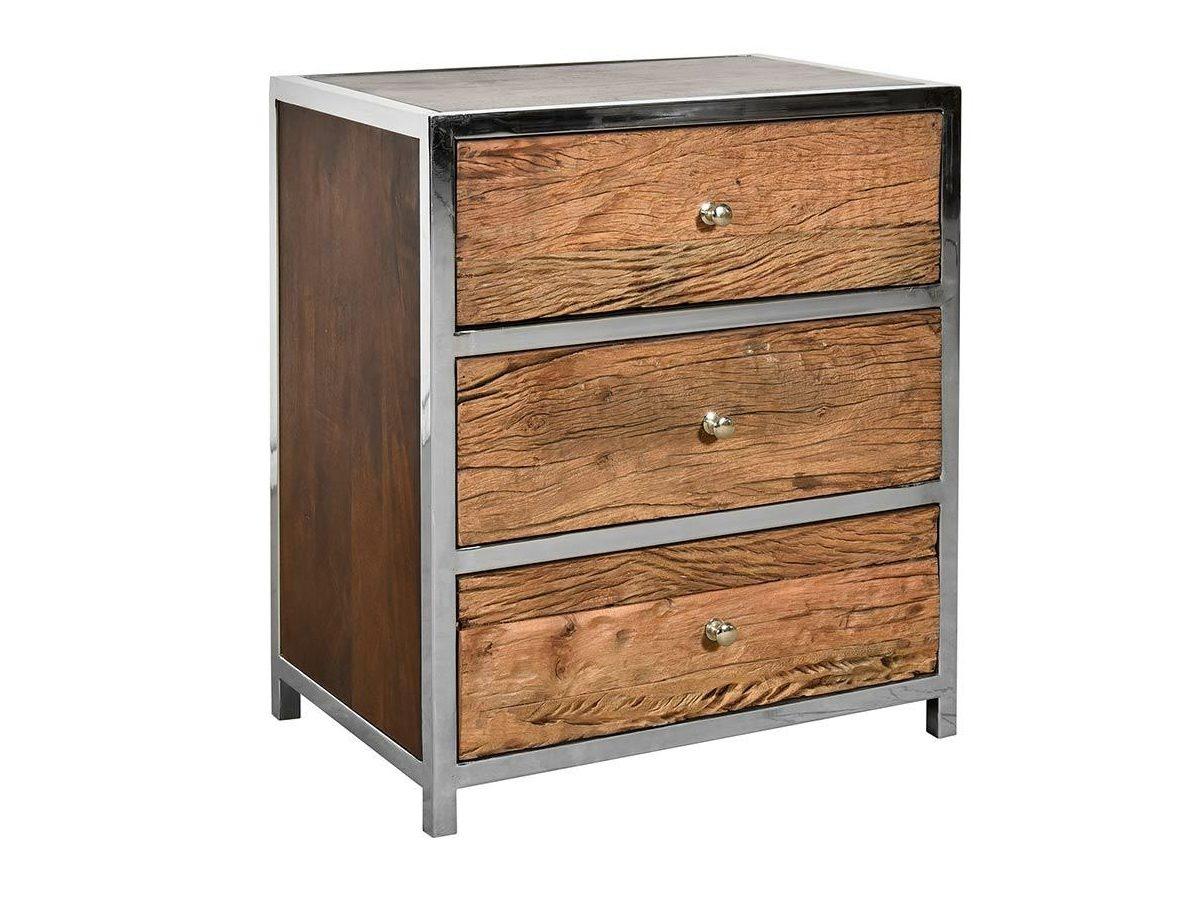 Drewniana komoda z szufladami London. Komoda do przedpokoju i salonu w stylu nowoczesnym. Polecamy też nowoczesne szafki i szklane witryny do salonu.