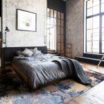 Dywan łatwoczyszczący Marmara Palette z kolekcji Magic Home Fargotex.Dywan do salonu i sypialni w stylu nowoczesnym i glamour.