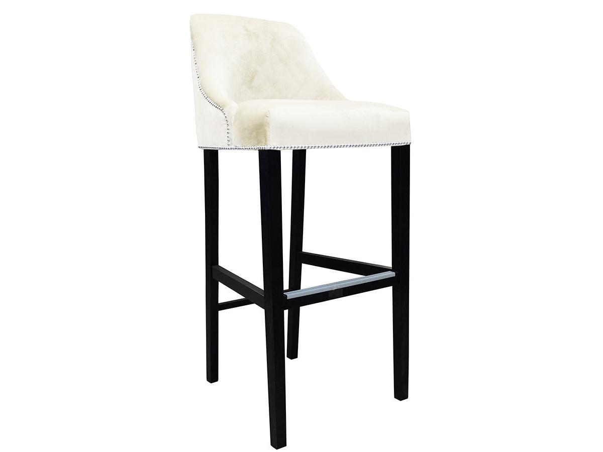 Hoker krzesło barowe Lady. Krzesła barowe do kuchni w stylu nowojorskim i glamour. Hokery na zamówienie Białystok.