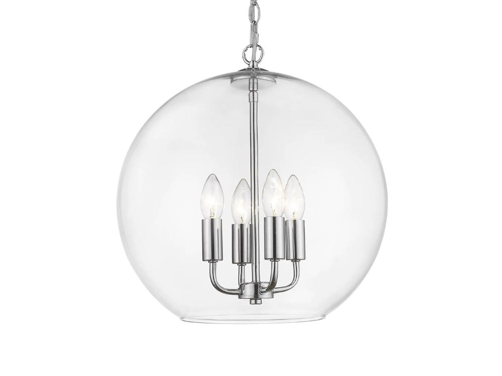 Lampa wisząca kula w stylu nowojorskim Henry z regulowaną długością łańcucha. Oświetlenie sufitowe do salonu, jadalni kuchni lub przedpokoju.