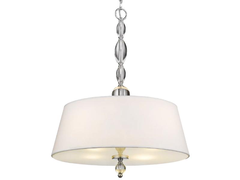 Żyrandol z kryształkami w stylu nowojorskim Persian to jeden z modeli oryginalnych lamp wiszących dostępnych w sklepie Pasadena Home & Deco w Białymstoku.