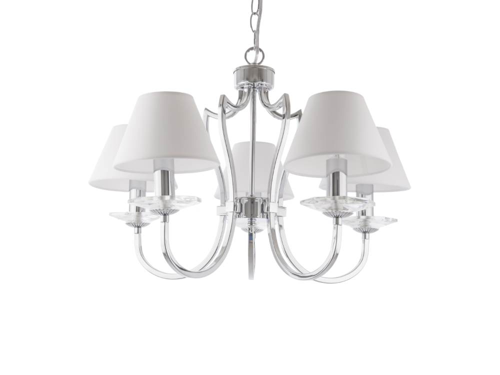 Lampa wisząca w stylu nowojorskim Alison.