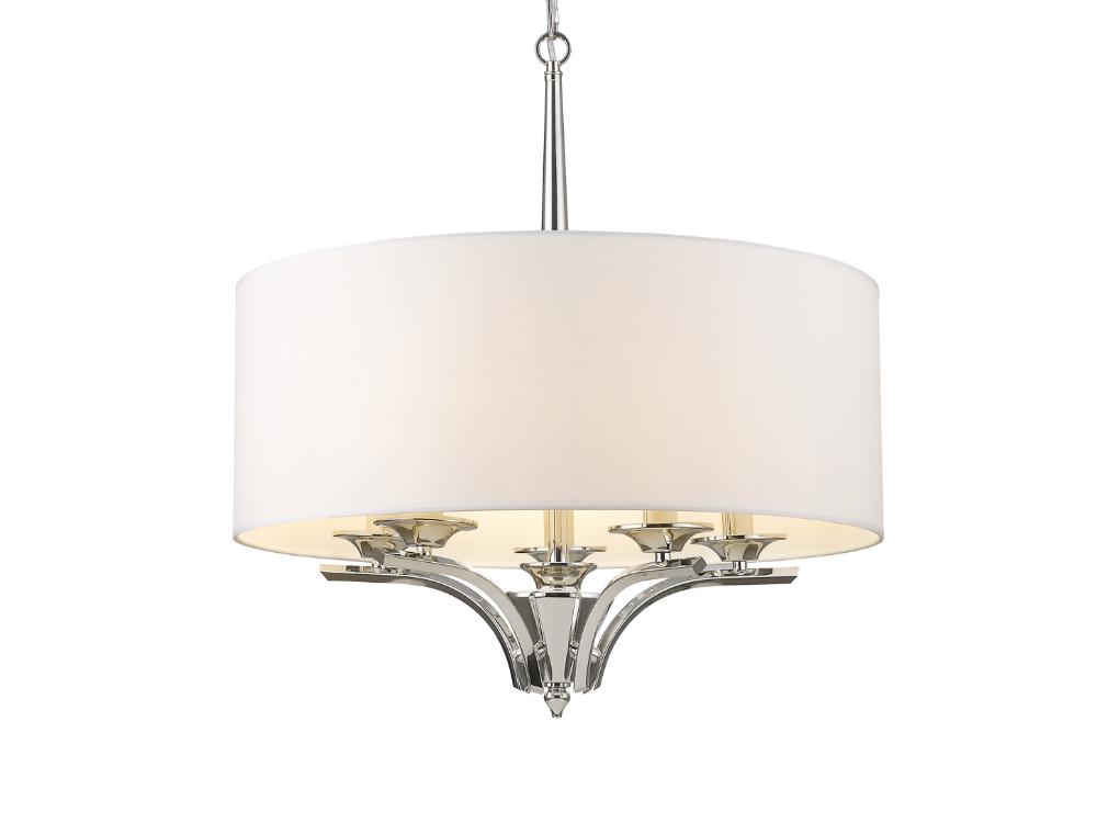 Lampa wisząca w stylu nowojorskim Abigail. Lampa sufitowa Abigail znajdzie swoje zastosowanie jako lampa nad stół lub lampa do salonu.