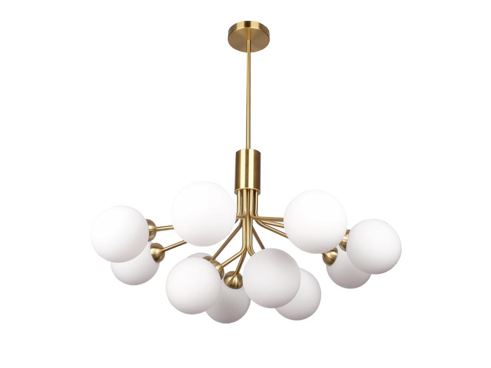 Lampa wisząca w stylu nowoczesnym Cartagena 2. Lampa sufitowa Cartagena znajdzie swoje zastosowanie jako lampa nad stół lub lampa do salonu.