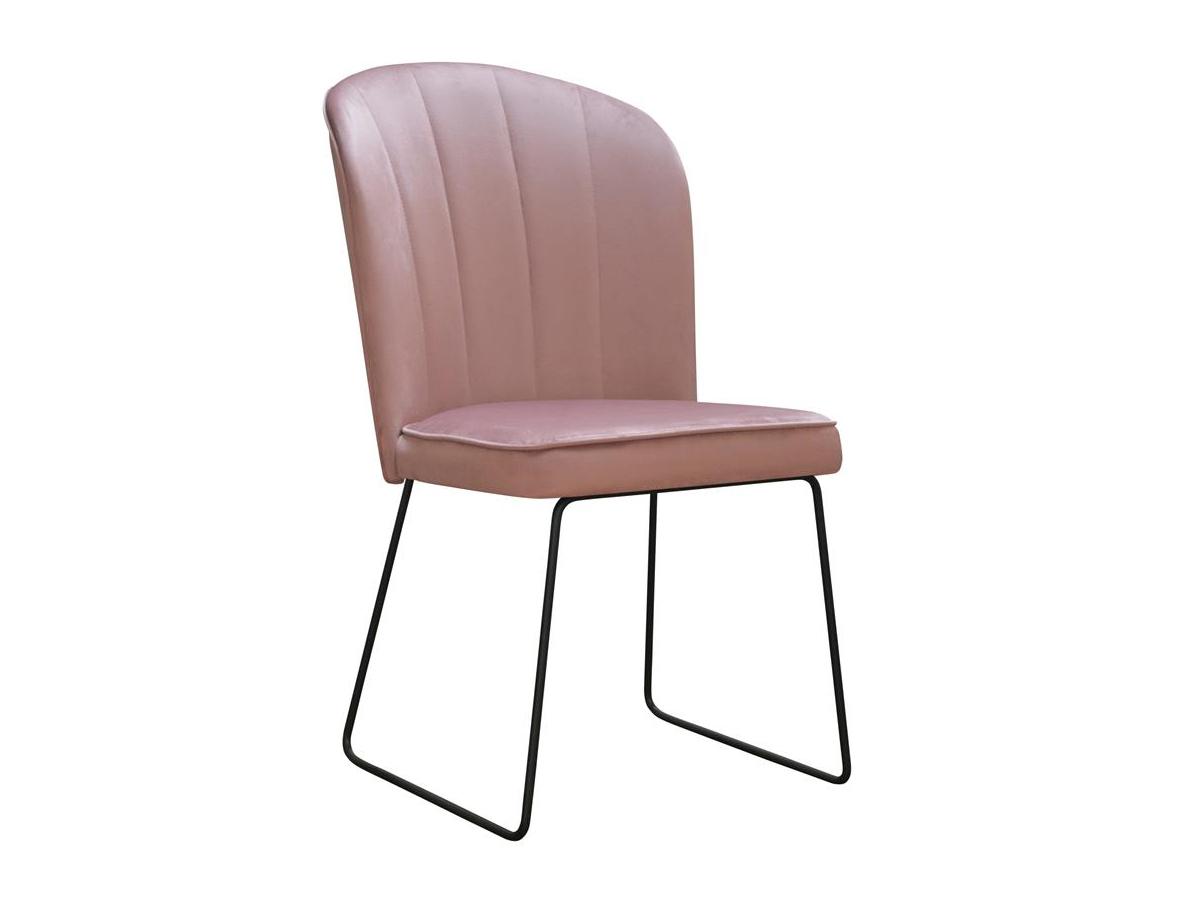 Krzesło nowoczesne Amanda na metalowych nogach. Nowoczesne krzesła tapicerowane do jadalni są dostępne na zamówienie w showroomie Pasadena home & deco.