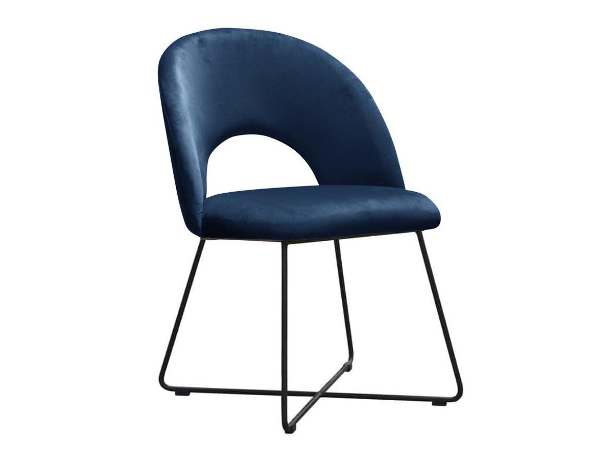 Krzesło nowoczesne Denise na metalowych nogach. Nowoczesne krzesła tapicerowane do jadalni są dostępne na zamówienie w showroomie Pasadena home & deco.