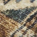 Dywan łatwoczyszczący drukowany Persian Brown z kolekcji Magic Home Fargotex. Dywan do salonu i sypialni w stylu nowoczesnym i modern classic.