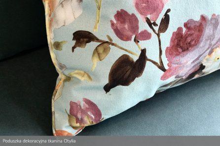 Usługa szycia poduszka dekoracyjna tkanina Otylia 2