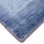 Dywan z wiskozy ręcznie tkany ombre Sunset Copper. Wysokiej jakości włókna wiskozy subtelnie połyskują dzięki czemu dywan wygląda ekskluzywnie.