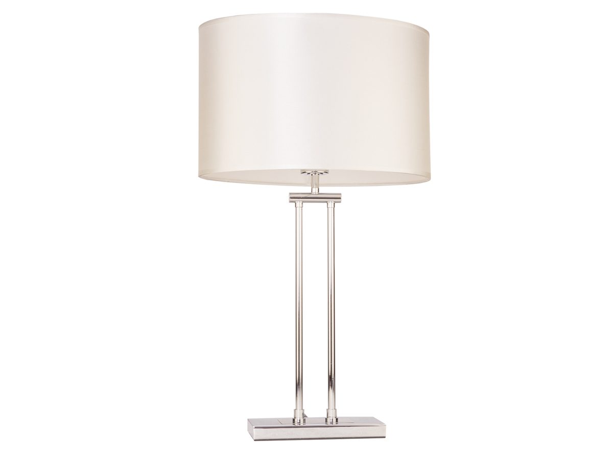 Lampa stołowa Jupiter w stylu New York / Hamptons.