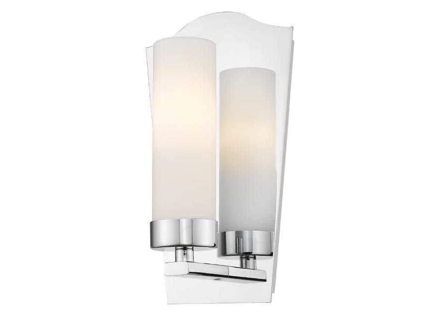 Kinkiet w stylu nowojorskim Arizona tworzy piękne oświetlenie salonu lub przedpokoju. Polecany także jako kinkiet nad lustro do łazienki.
