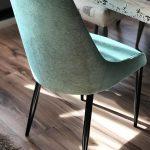 Krzesło tapicerowane nowoczesne Massimo