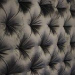Panel tapicerowany i siedzisko w przedpokoju