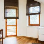 Rolety na skośne okna – system rolet rzymskich